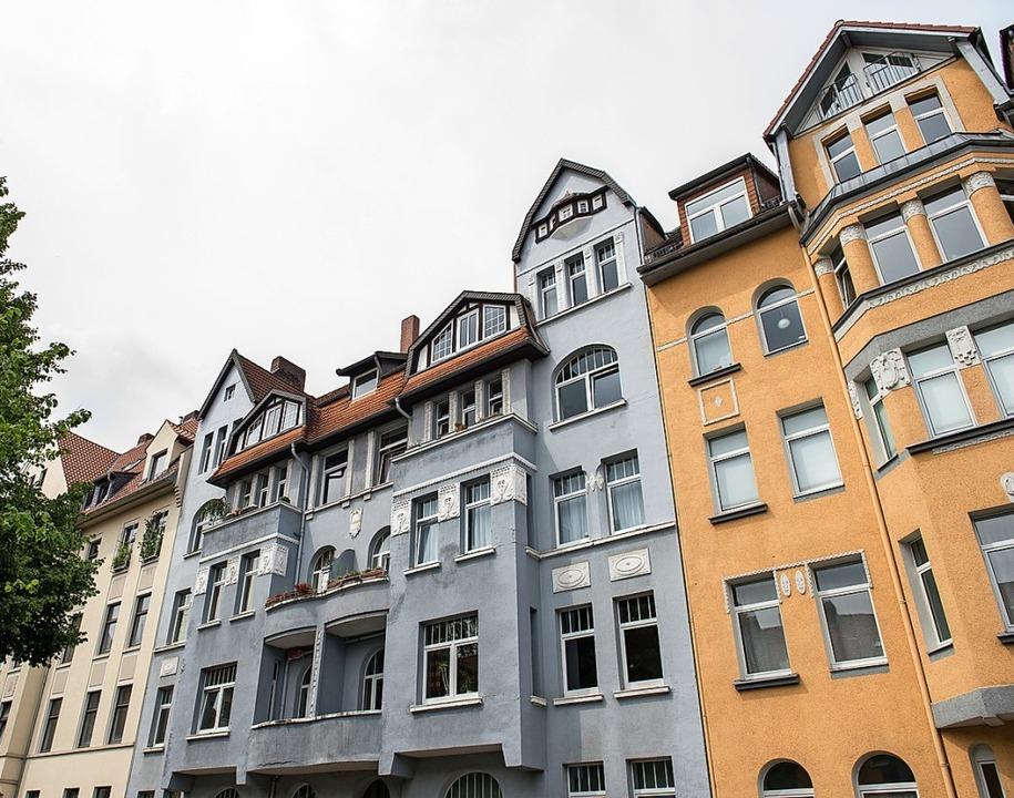 Bei Immobilien als Eigentumswohnungen ...Sondereigentum berücksichtigt werden.   | Foto: Silas Stein