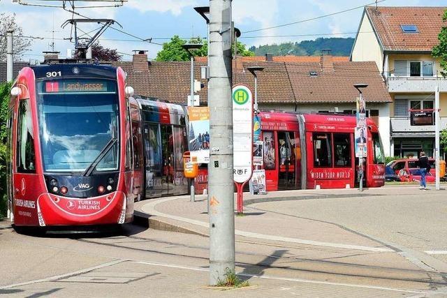 Ab Montag fährt die Straßenbahn im Freiburger Osten wieder
