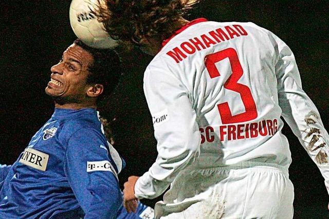 SC Freiburg gegen Paderborn – die Historie in Bildern