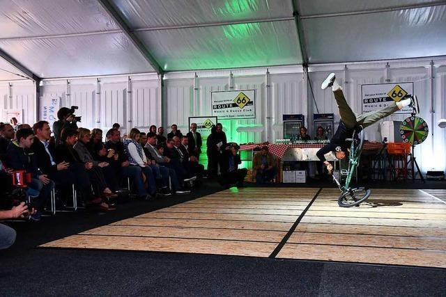Regio-Messe Lörrach bietet Sportklubs eine Plattform