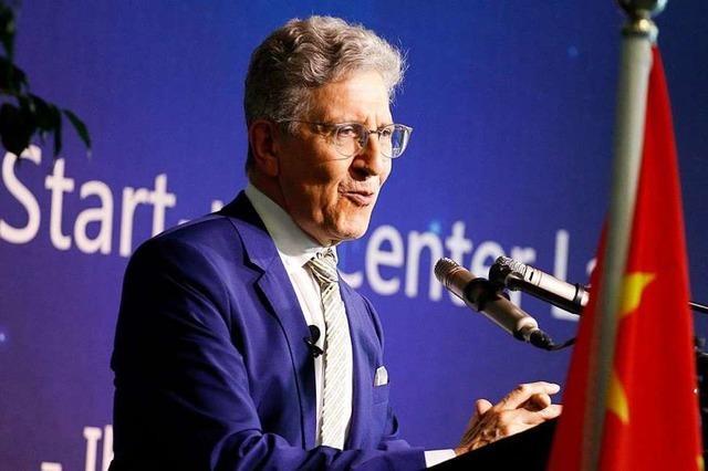 Lahrer OB steht zu den Gesprächen mit chinesischen Investoren