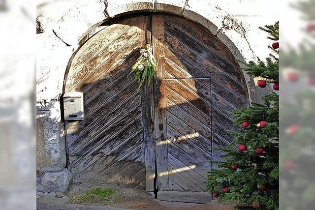 Wo sich Tore und Türen öffnen