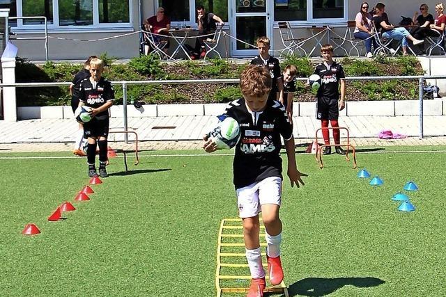 SC Freiburg mit
