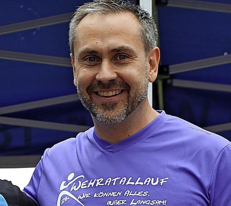 Günter Schönauer  | Foto: Lauffreunde wehratal