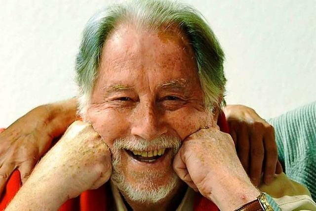 Seelbachs Ehrenintendant Bruno Thost liegt im Krankenhaus