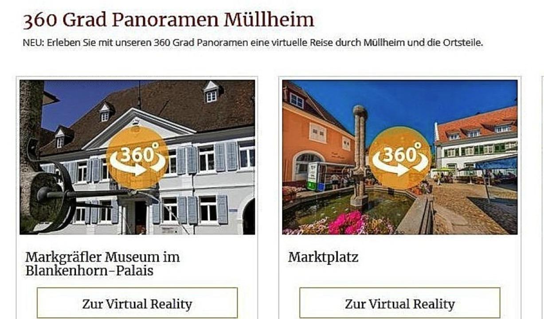Einen ersten Vorgeschmack gibt es bere...eim-touristik.de, hier ein Screenshot.  | Foto: Volker MÜnch