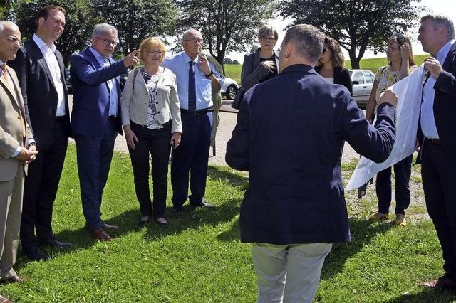 Minister sieht Chancen für Förderung