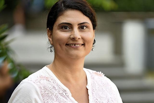Radmila Abramov leitet in Tel Aviv das Büro für internationale Beziehungen mit Partnerstädten