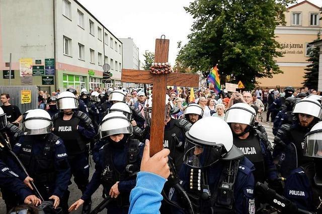 Hass auf Homosexuelle wird zum Wahlkampfschlager