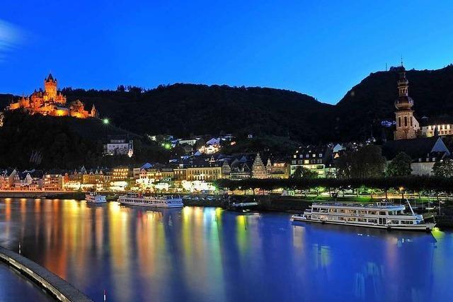 Stimmen Sie sich auf den Advent ein: bei einer Flusskreuzfahrt auf Rhein, Mosel und Main