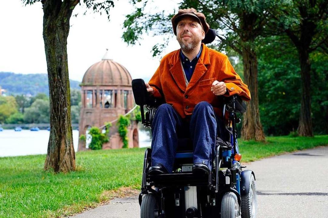 Kai Fischer, immer aufmerksam und freu...t er im Alter von 50 Jahren gestorben.  | Foto: Ingo Schneider