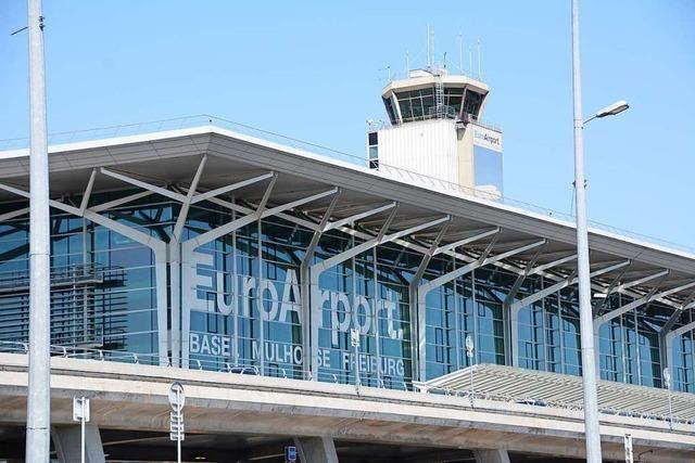 Beteiligt sich Deutschland an der Bahnanbindung des Euroairportes?