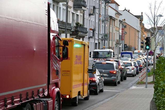 Eine Gruppe will, dass Lörrach eine autofreie Stadt wird