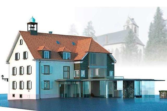Eine Initiative in Kirchzarten will das Alte Rathaus nachhaltig beleben