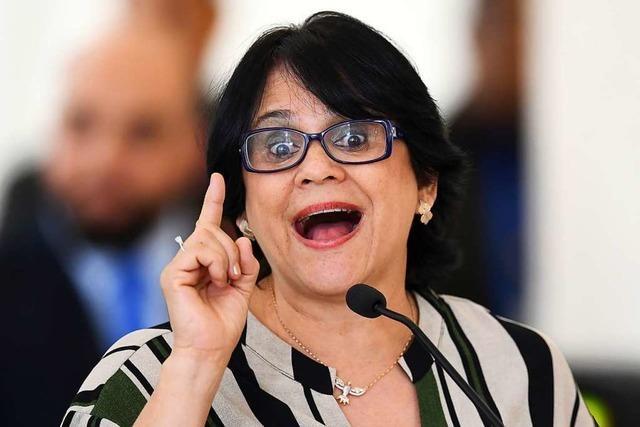 Ministerin in Bolsonaros Kabinett: