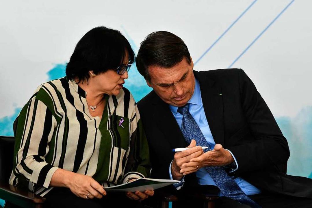 Die Präsidentenberaterin   | Foto: AFP