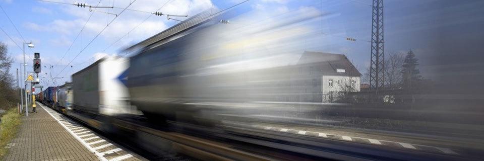 Diskussionen um Rheintalbahn-Ausbau nehmen in nächsten Monaten Fahrt auf