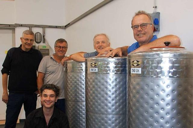 Im Friedlinger Kulturzentrum wird bald Bier gebraut.