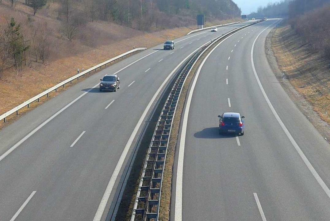 Die Autobahn 98 (Symbolbild)  | Foto: Daniel Gramespacher