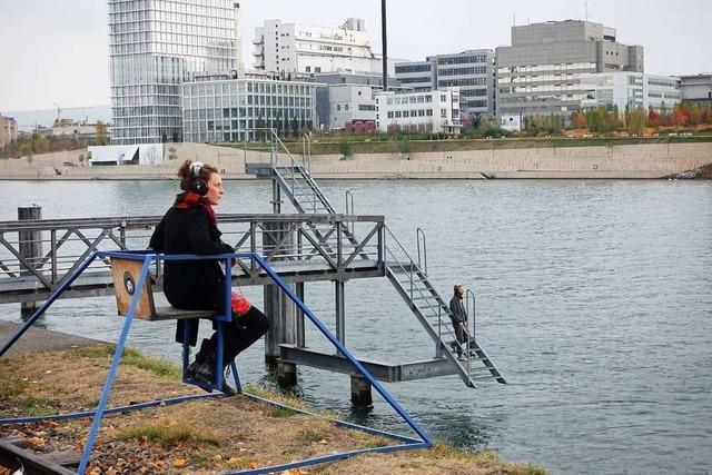 Das Basler Festival Zeiträume verknüpft Bau- und Klangkunst