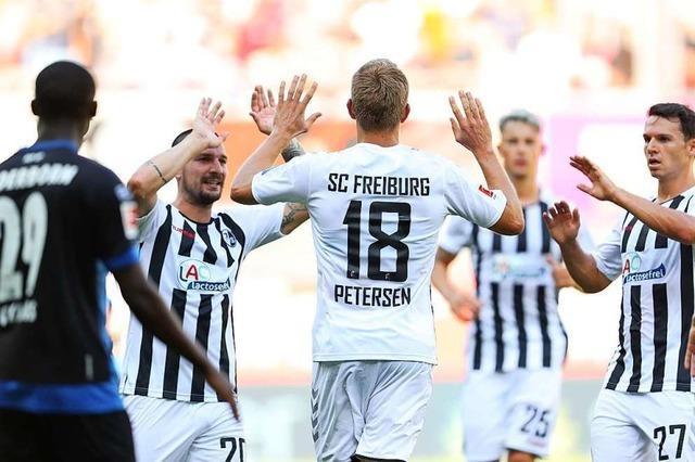 SC Freiburg holt zweiten Saisonsieg im zweiten Spiel und schafft Historisches