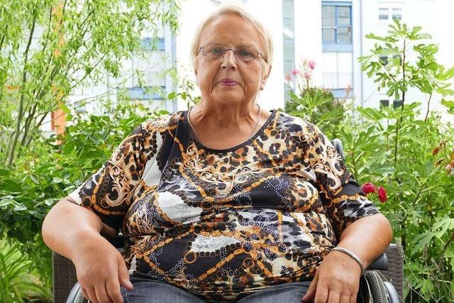 Warum Monika Ulrich ihren Umzug in den Rheingarten bereut