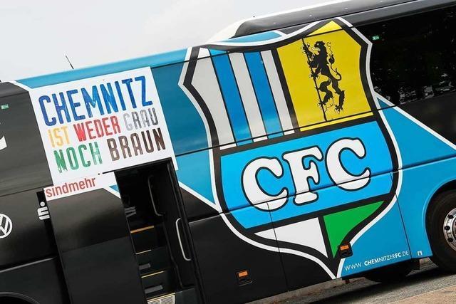 Rassismus-Vorwürfe gegen Anhänger des Chemnitzer FC