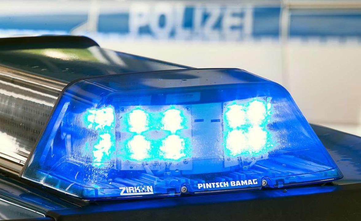 Unverletzt blieben glücklicherweise al... zwischen Tegernau und Wies ereignete.  | Foto: Friso Gentsch