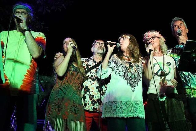 50 Jahre Woodstock in Lörrach