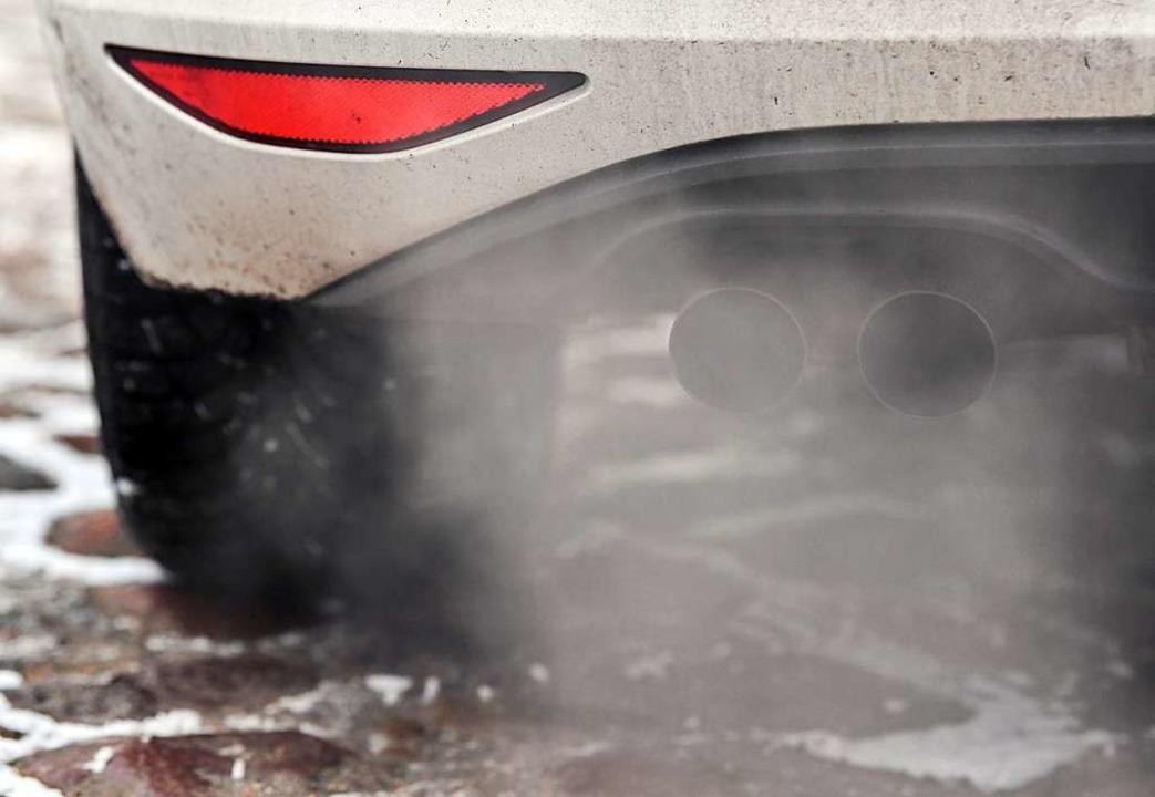 Höchstrichterliche Entscheidungen zum Diesel werden sehnsüchtig erwartet.  | Foto: Patrick Pleul (dpa)