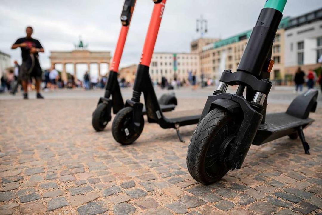 Die Verleiher sollen sich verpflichten...mune vereinbarten Frist zu beseitigen.  | Foto: Christoph Soeder (dpa)