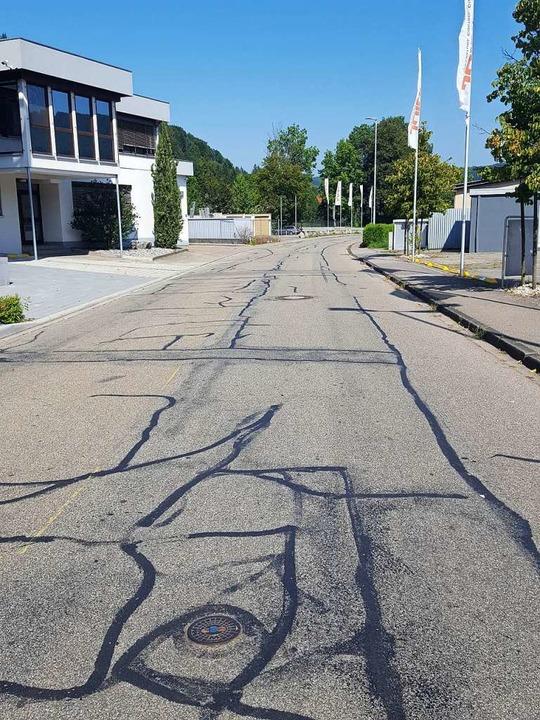 Sanierungsfall Eisenbahnstraße  | Foto: Beate Zehnle-Lehmann
