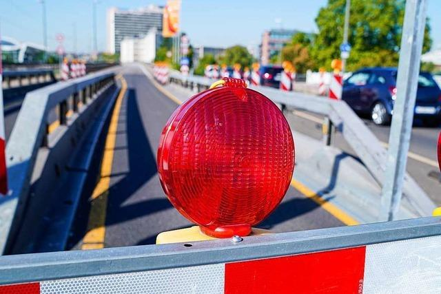 Ab Montag gibt es Straßensperrungen in Lörrach und Brombach