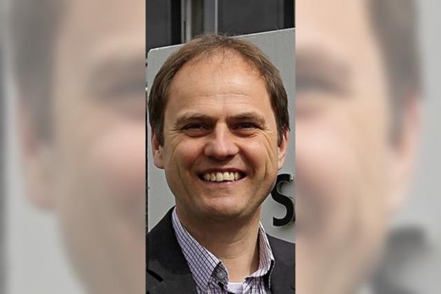 Pflüger wird Geschäftsführer in Kreisstadt