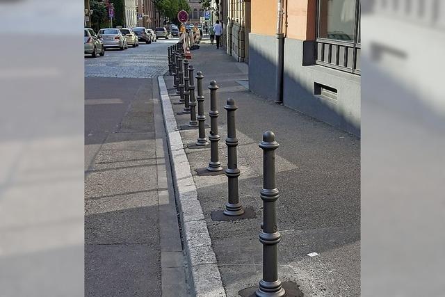 Mehr Sicherheit in der Lahrer Schillerstraße