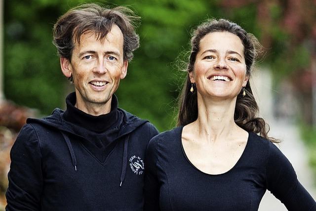 Händels Musik mit Mirjam und Wieland Meinhold