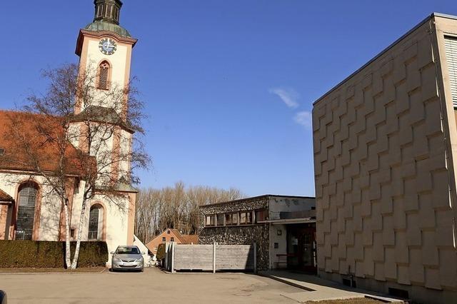 Das Dorfzentrum in Neudingen wird aufpoliert