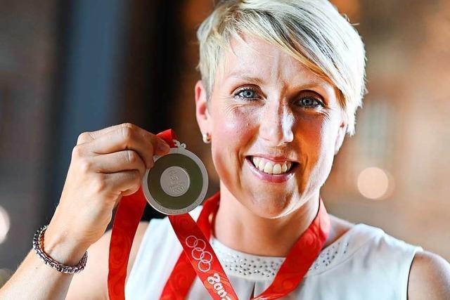 Elf Jahre Verspätung: Christina Obergföll erhält Silber von 2008