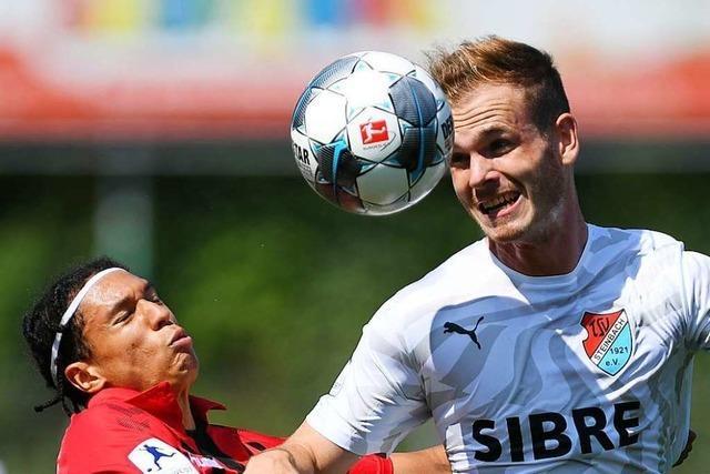 SC Freiburg II bleibt ohne die entscheidende zündende Idee