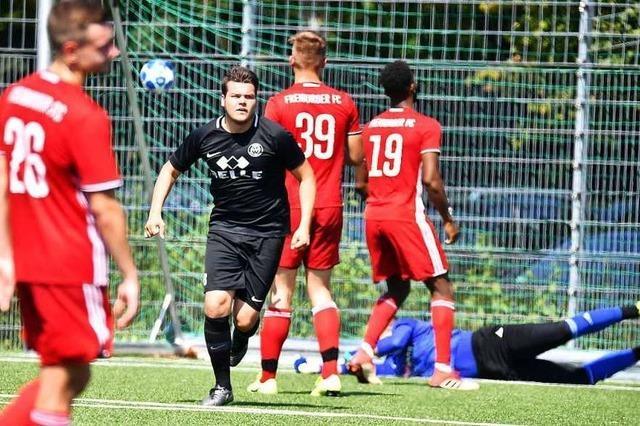 Reife und effiziente Vorstellung des SC Wyhl beim Freiburger FC II