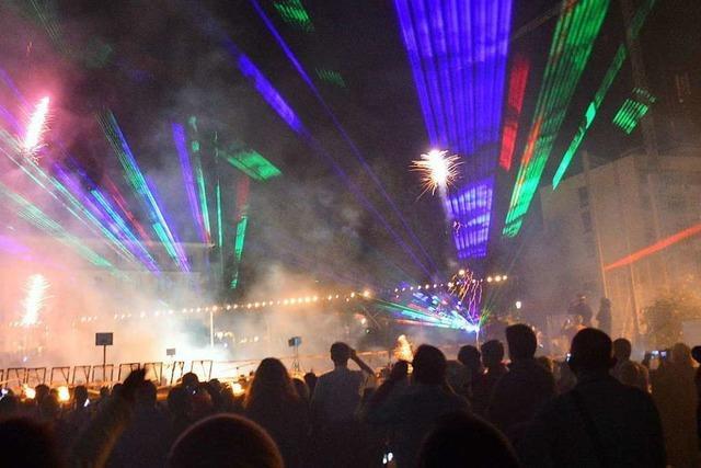 100 Shows und 26 Künstlergruppen bei den Brückensensationen in Rheinfelden