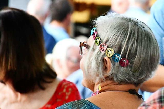 Lörrach feiert 50 Jahre Woodstock auf der Burg Rötteln