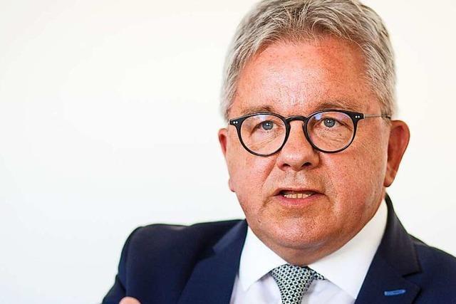 Guido Wolf fordert 345 neue Stellen in der baden-württembergischen Justiz