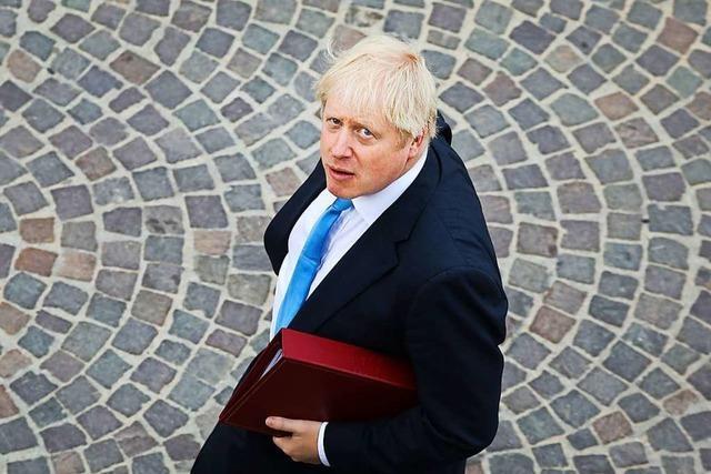 Drohungen statt Vorschläge: Johnson nutzt G7 für Brexit-Gespräche