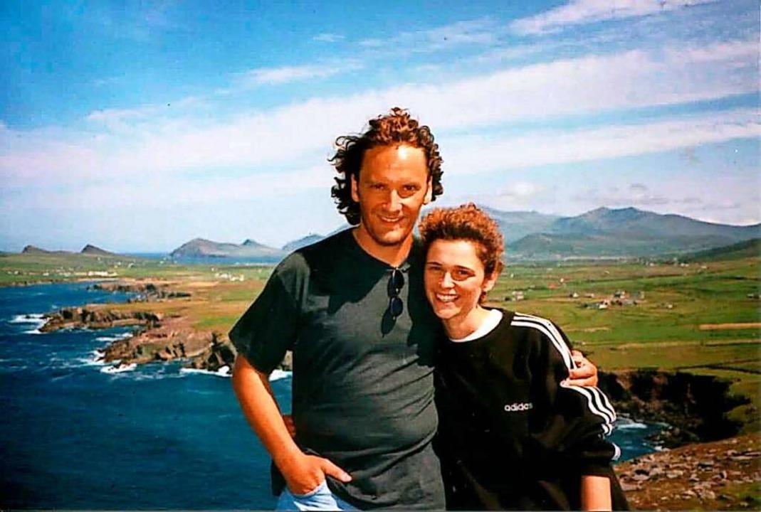 1. Die Hochzeitsreise nach Irland    Foto: privat