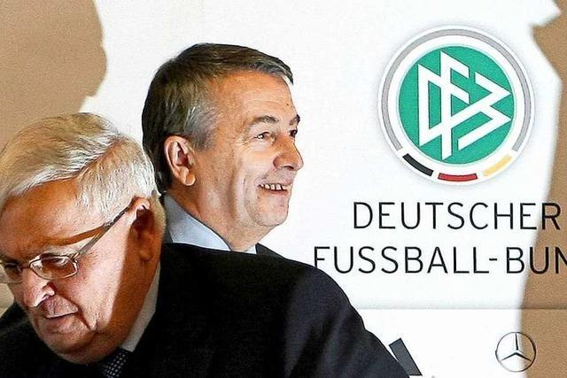 Gericht lässt Anklage gegen Wolfgang Niersbach und Theo Zwanziger zu