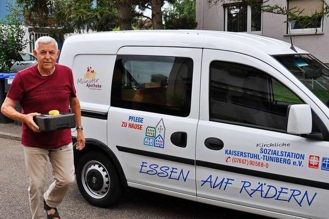 Sozialstation Kaiserstuhl sucht dringend ehrenamtliche Fahrer für