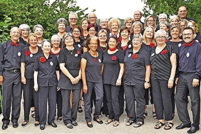 Xang & Fun Chor zu Gast in Badenweiler
