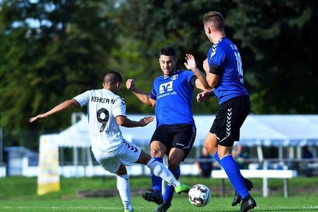 SV Oberschopfheim empfängt im Pokalderby den SC Lahr
