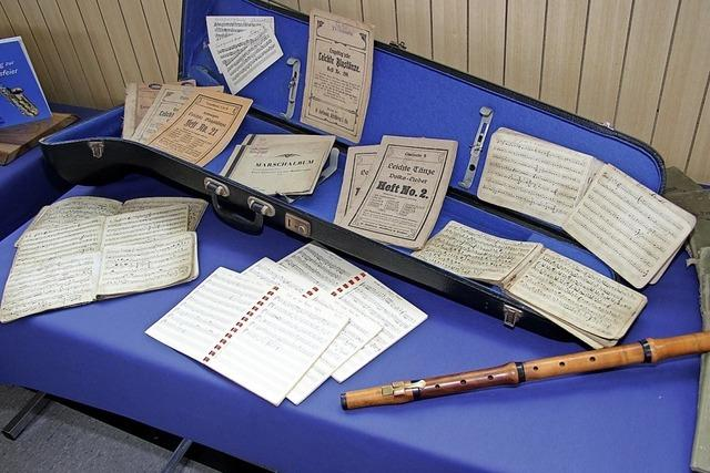 Der Musikverein Binzen feiert weiter